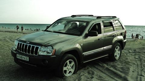 Мануал Jeep Cherokee