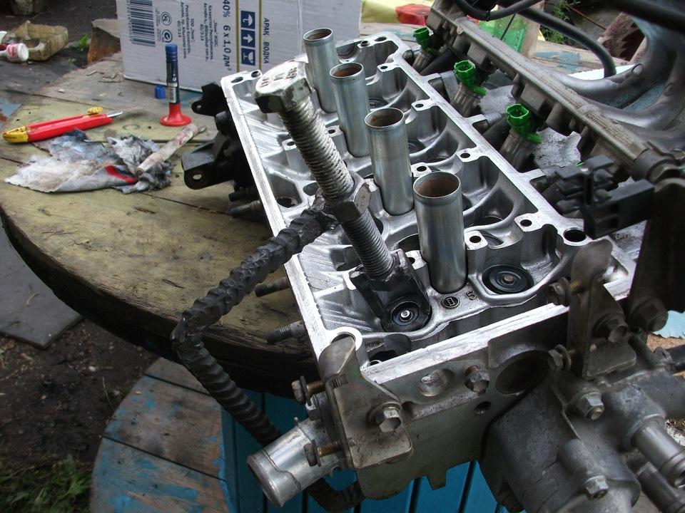 Двигатель 7 а тойота