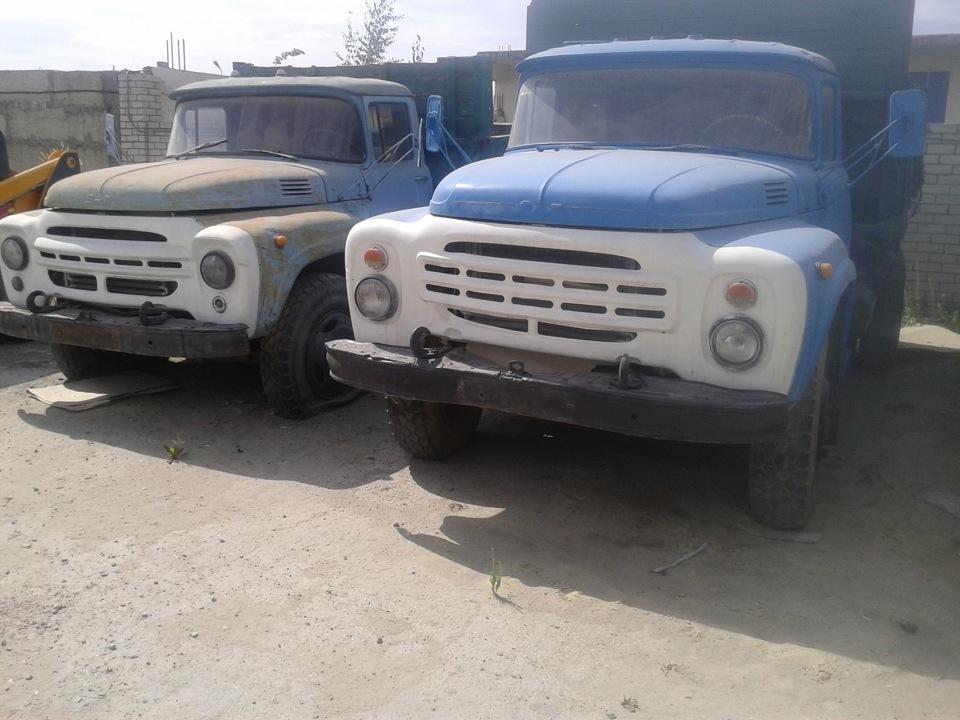 брошенные грузовые автомобили фото