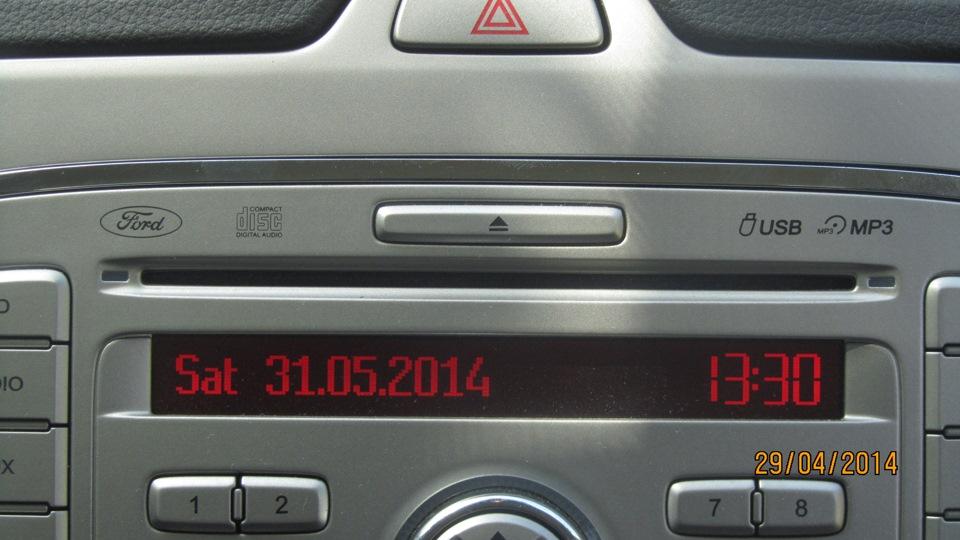 ford focus 2 магнитола китай