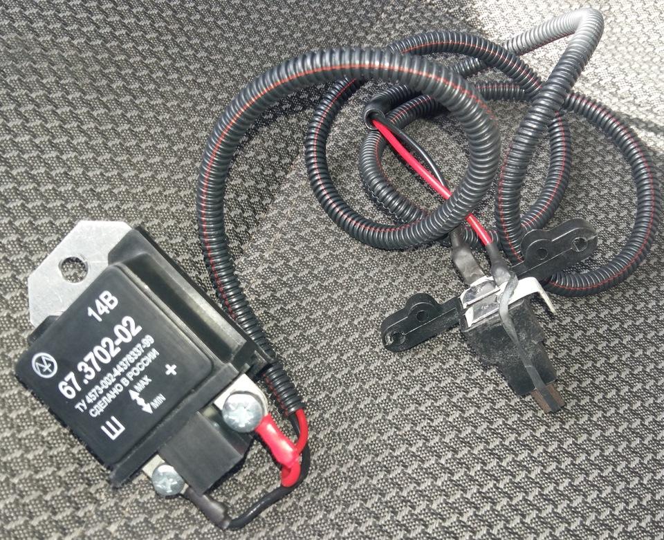 cea9b46s 960 - Трехуровневый регулятор напряжения на генератор