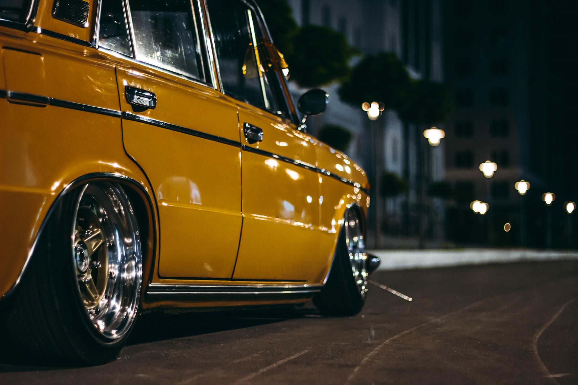 картинки авто классика тюнинг