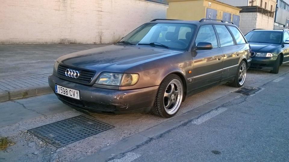Audi A6 Avant 1.9tdi grande, bajo, pesado y lento de Sevilla Cef4fcas-960
