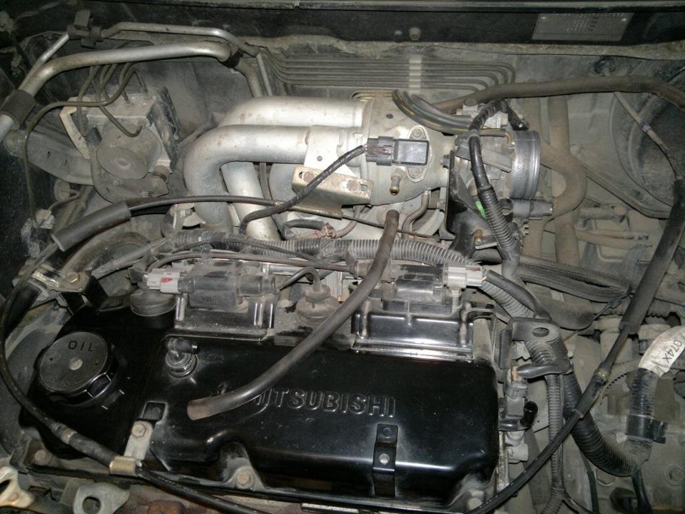 Капитальный ремонт двигателя 4g18 своими руками