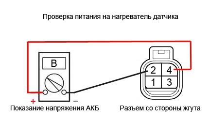 Как проверить кислородный датчик своими руками видео