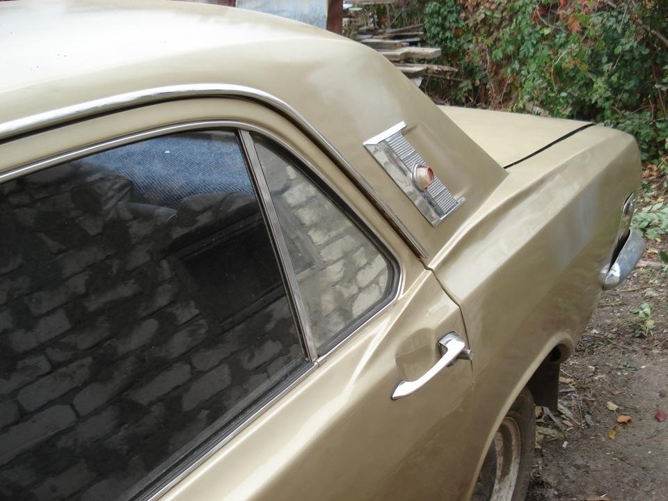 Покраска автомобиля металликом в гараже