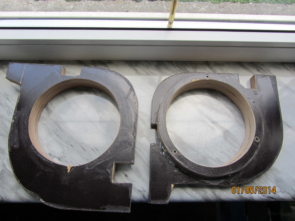 передняя проставка для skoda октавия