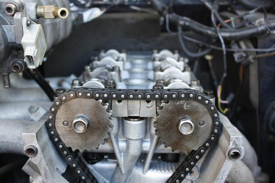 Замена Цепи на Nissan Xtrail, qR - 20 (фотоотчет) Форум