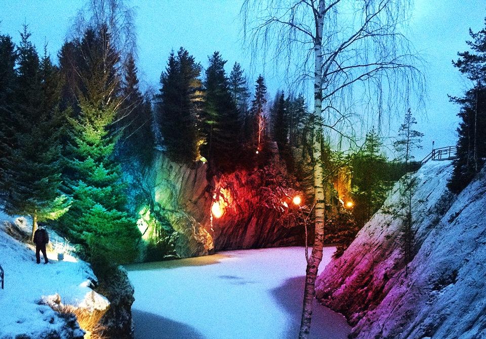 Красивые места Россия   FBru