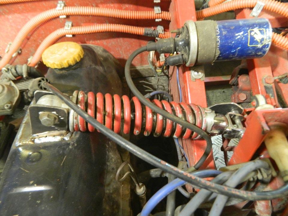 Дополнительное двигателя своими руками 261