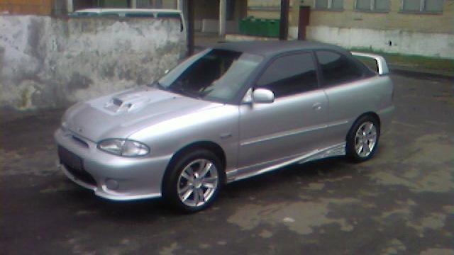 Hyundai Accent 15 GT