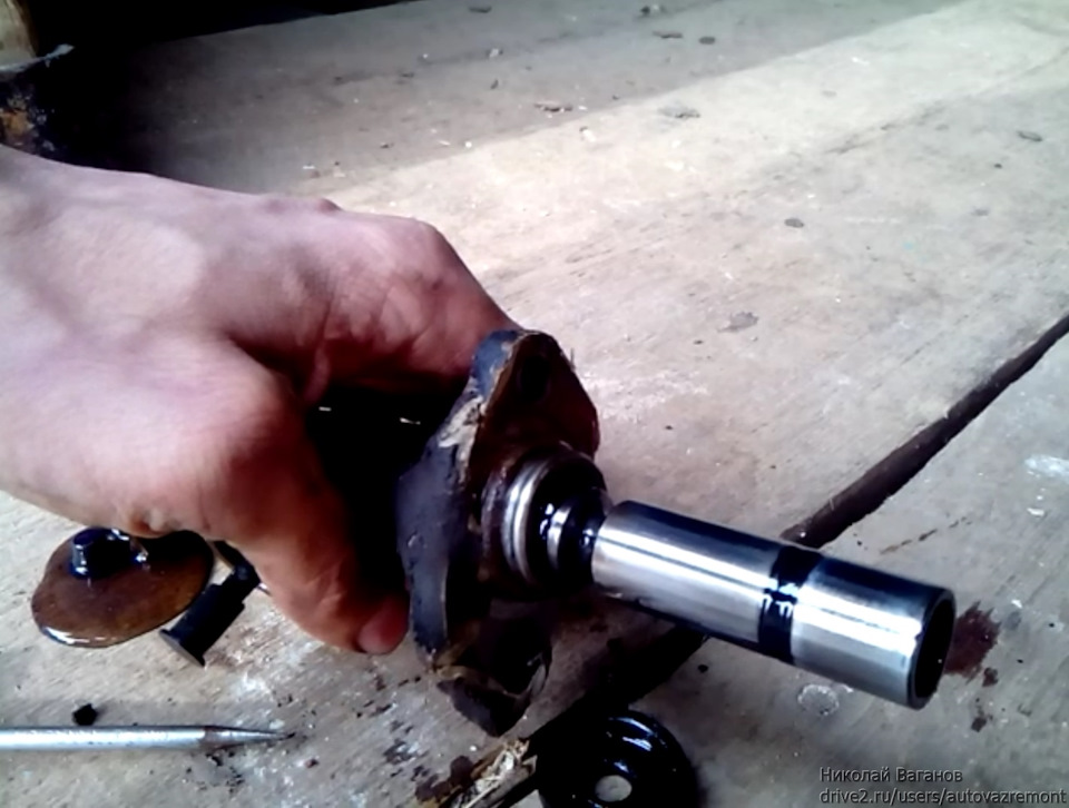 cfdea09s 960 - Течь главного цилиндра сцепления