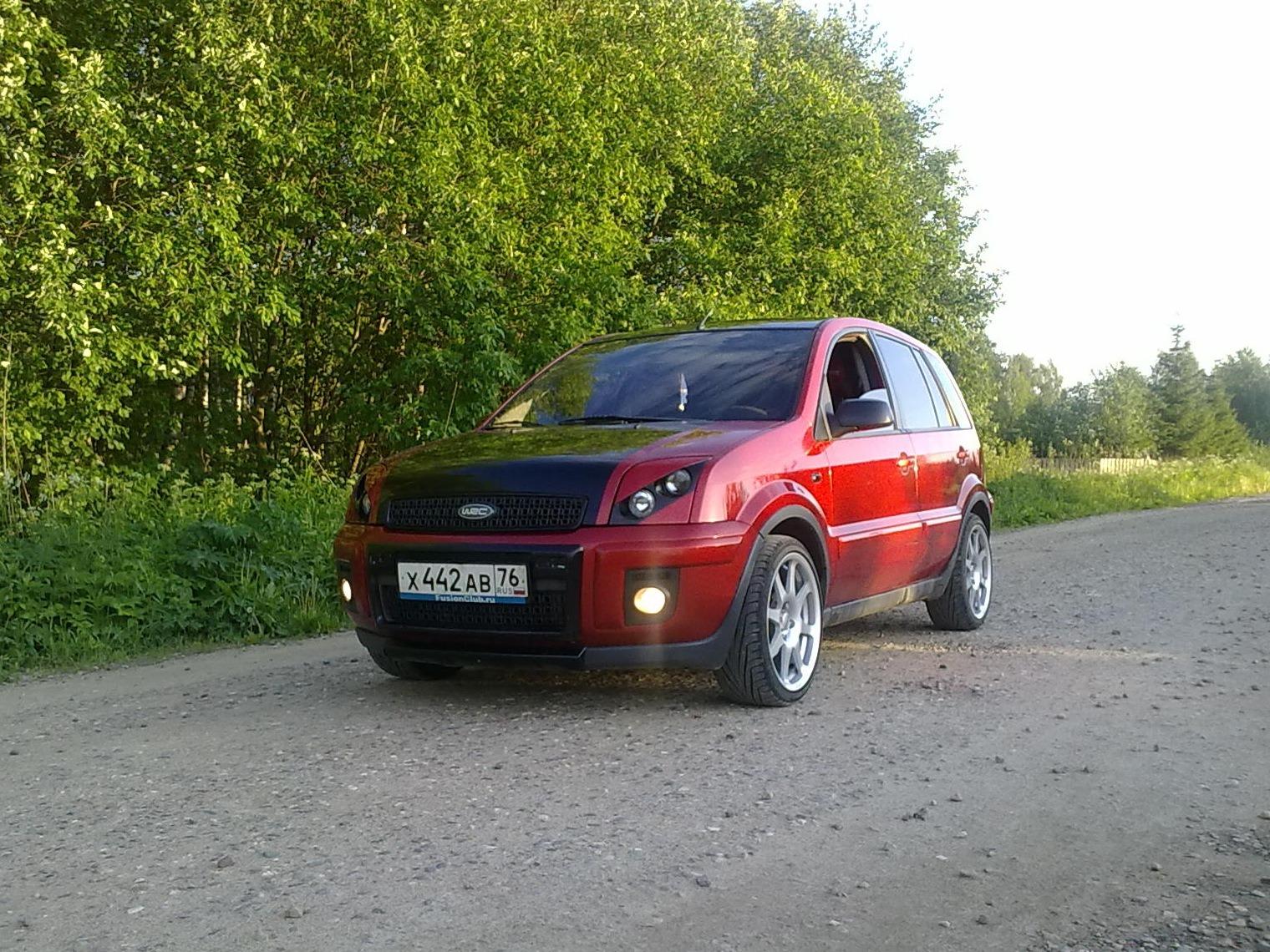 Форд фьюжн замена колёсной шпильки 9 фотография