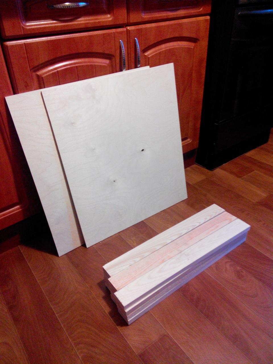 Как сделать походный стол