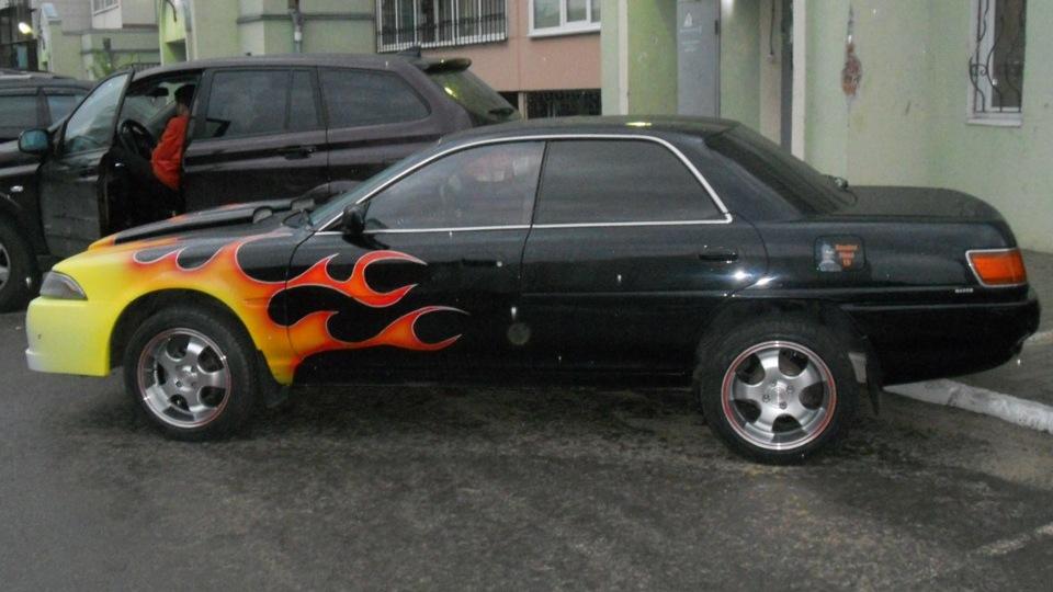 Тойота карина ед фото