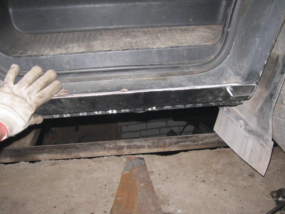 Фольксваген транспортер ремонт порогов цена хранения зерна на элеваторе за тонну стоимость