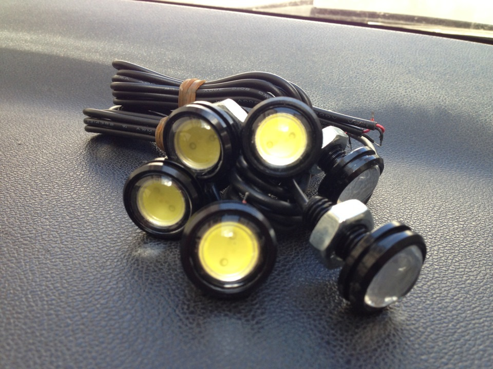 какие светодиоды стоят в фитолампах