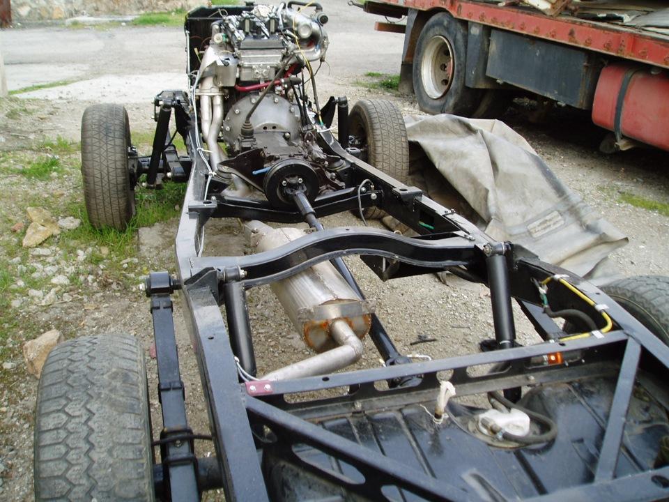 Кузов и рама. - бортжурнал ГАЗ 69 Зелёный партизан. 1960 года на DRIVE2