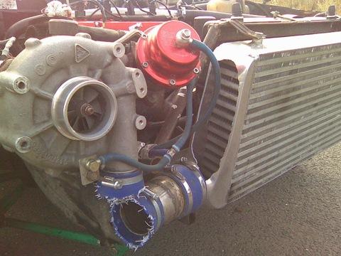 Турбо мотор ваз
