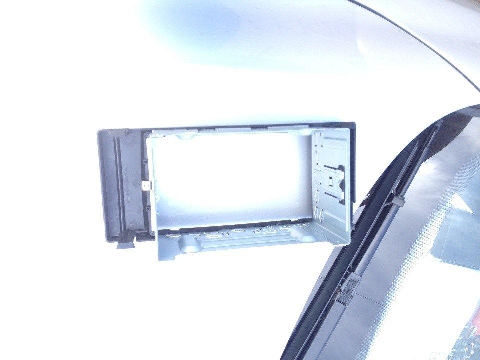 рамка для 2 din магнитолы BMW e39
