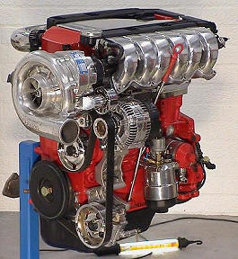 d06209u 480 - Турбина с ременным приводом
