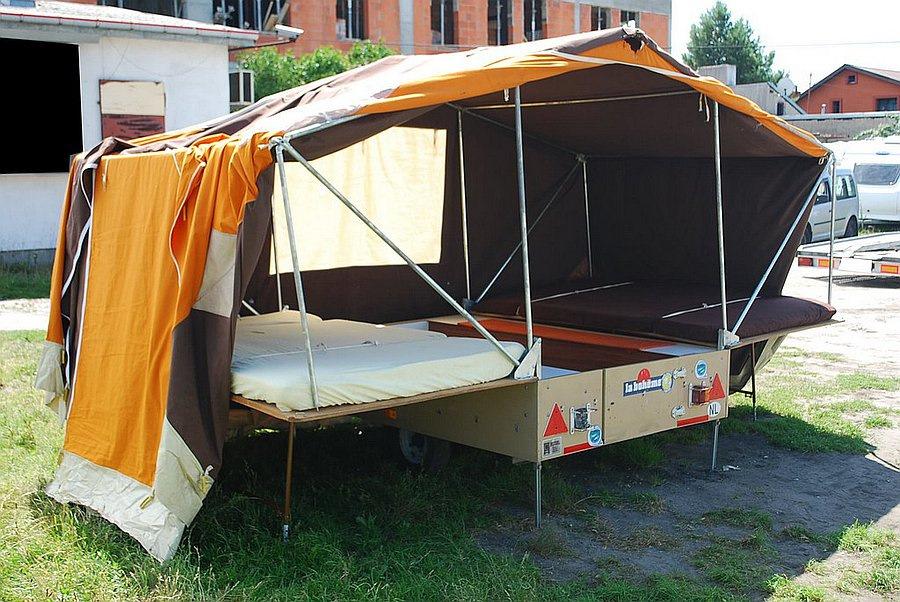 Своими руками палатки на прицеп