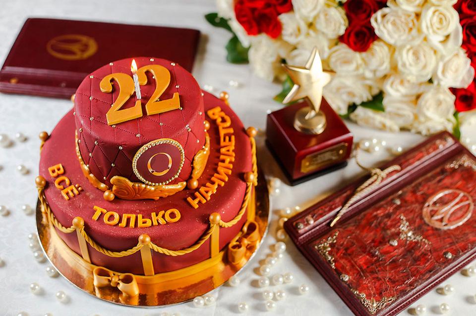 Поздравление парня с днем рождения 22 года