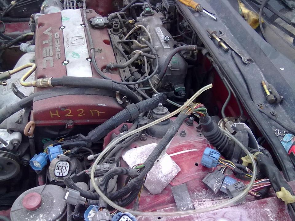 Свап двигателя как это сделать