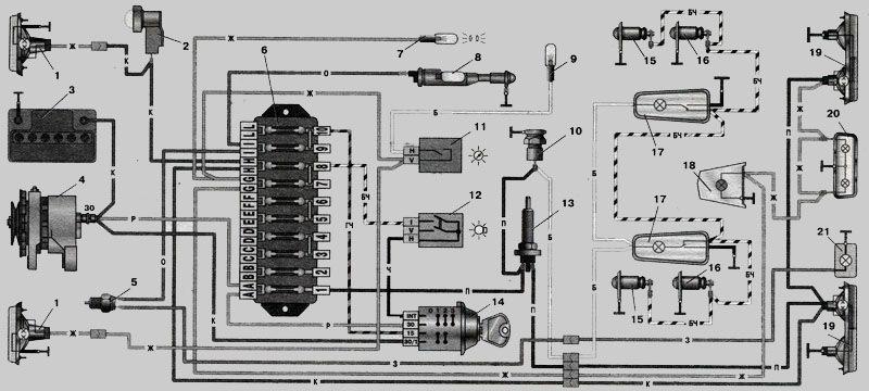 4 — генератор;