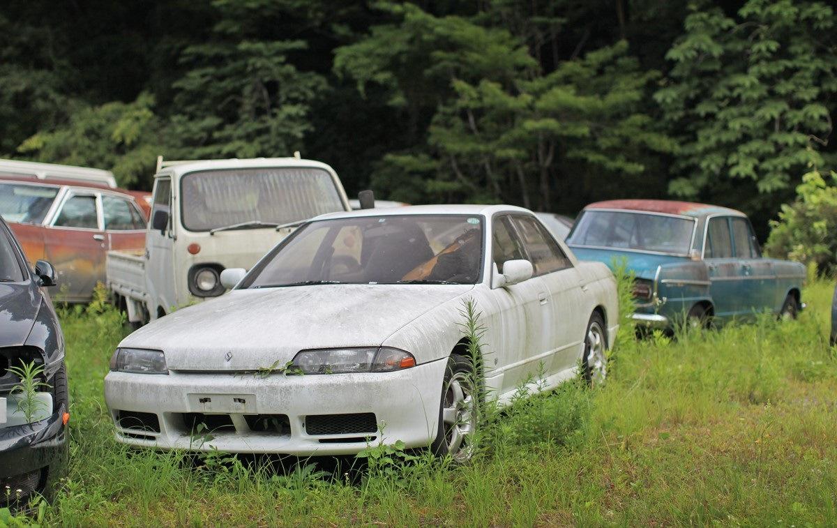 Не капризные японские машины видео