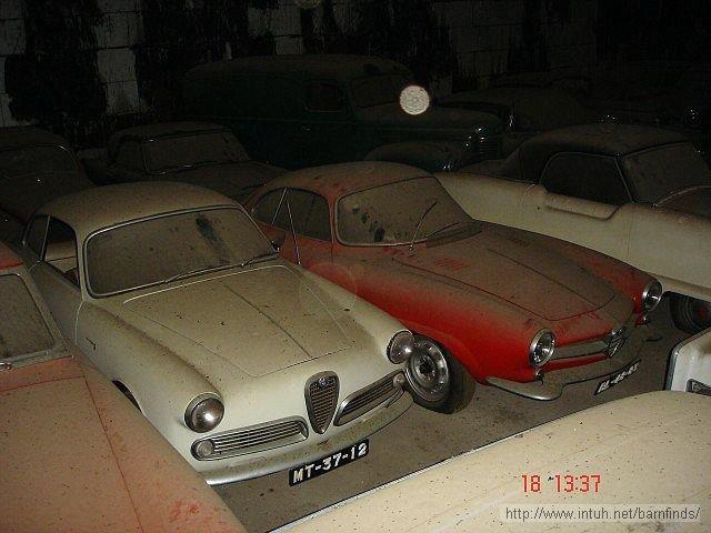 Giulietta Sprint, Giulia Sprint Speciale (SS), Nash Metropolitan: