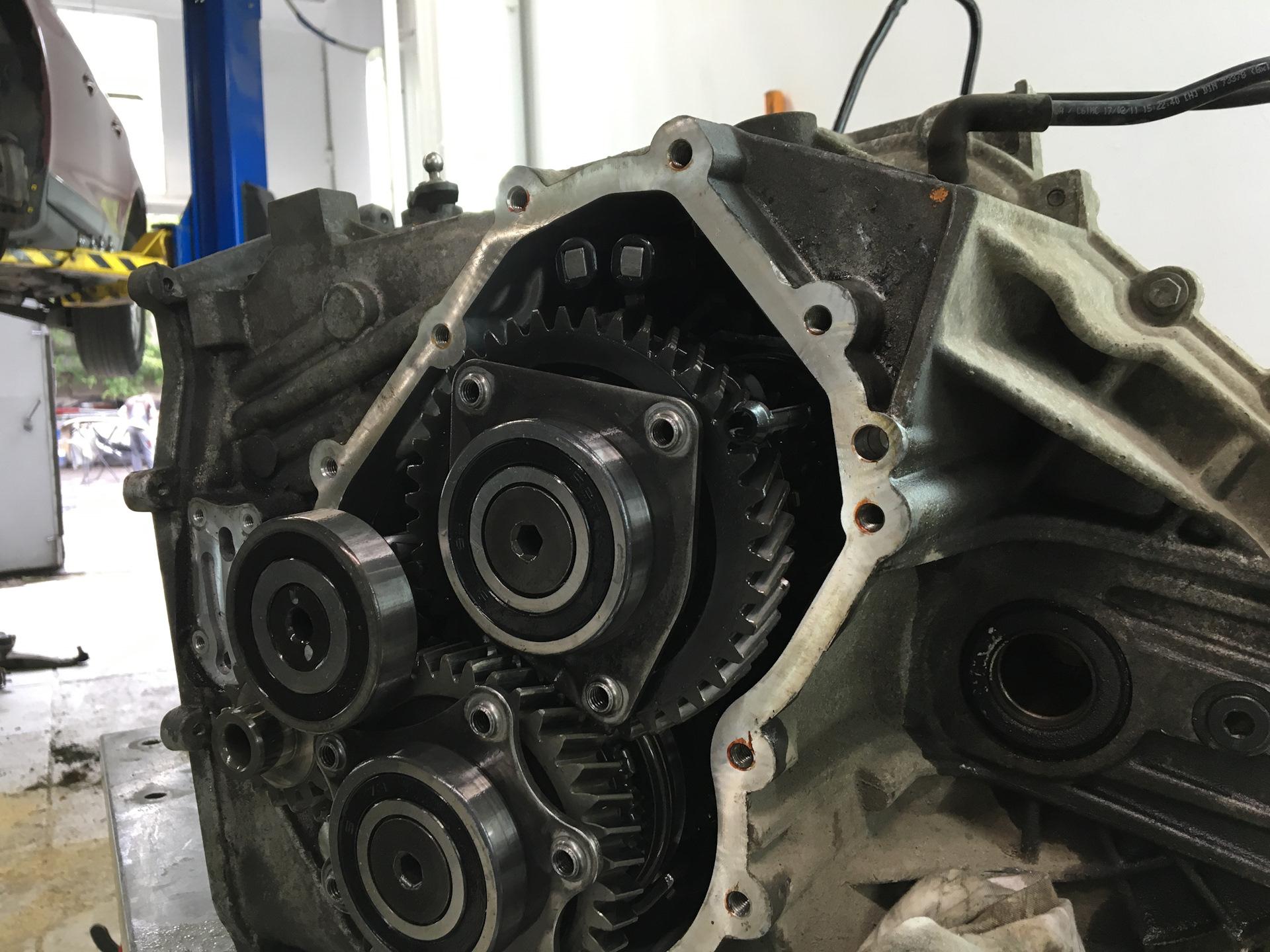 Ремонт и обслуживание АКПП Вольво XC60