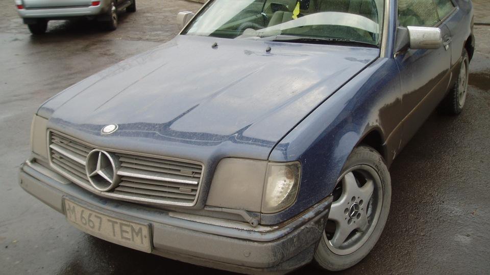 Mercedes benz e class 330 drive2 for Mercedes benz 330