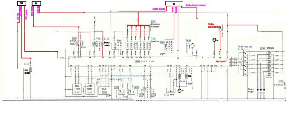 Rb26 Wiring Diagram - Wiring Diagrams Dock