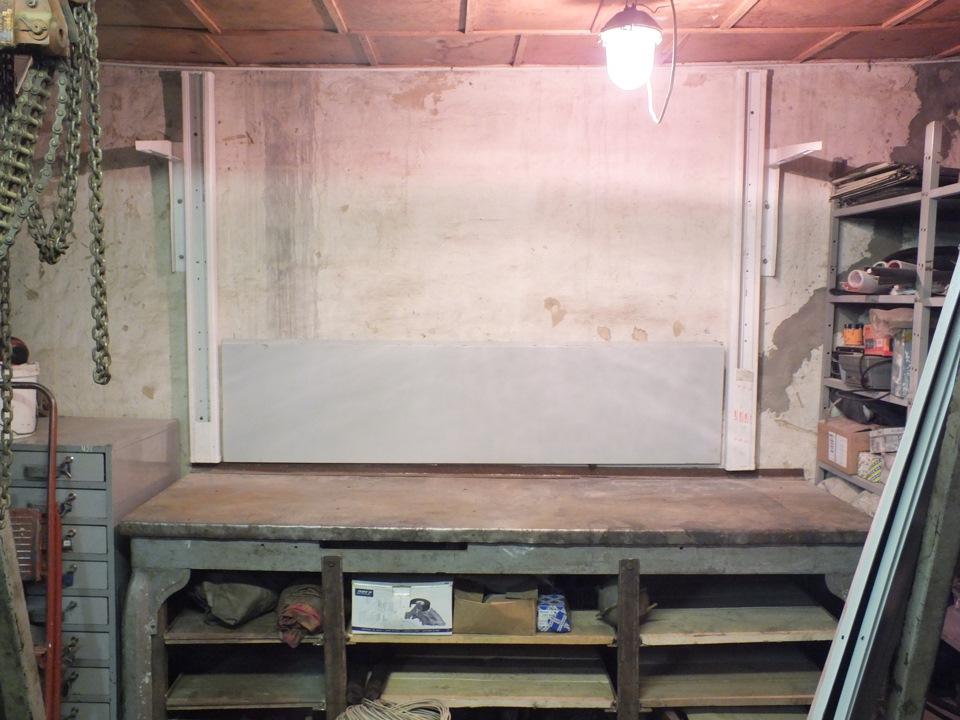 Модернизация гаража своими руками 70