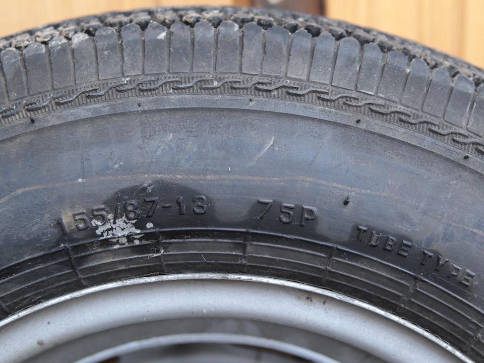 Зимние колеса на жигули