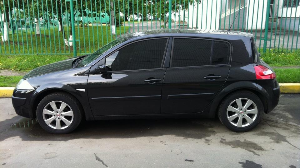 Renault Megane 2004 Black 28 Images 2004 Renault Megane Dynamique Dci 80 Black 1 5 Dci