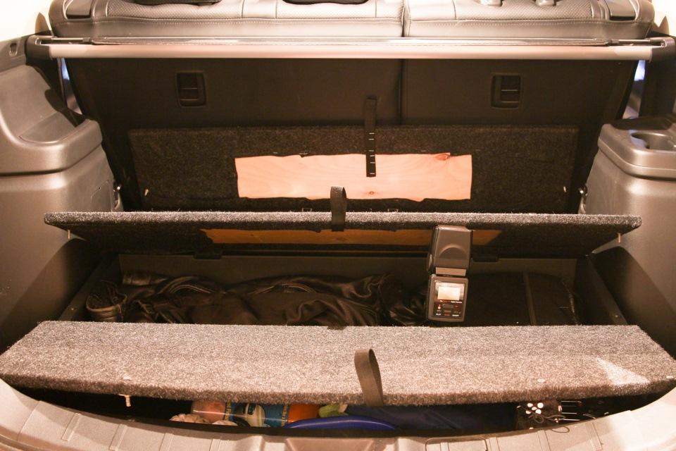 Органайзер на аутлендер своими руками