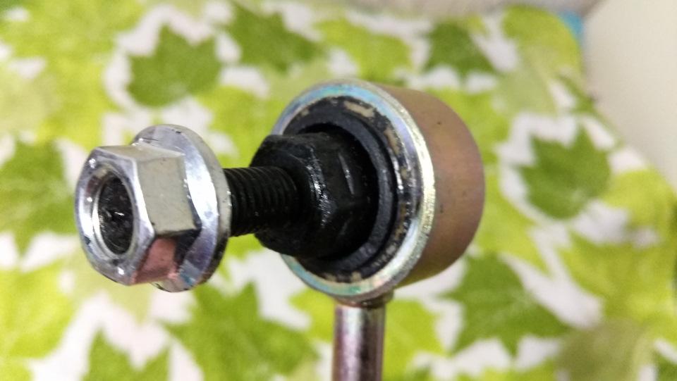 Стойки стабилизатора рено лагуна 2