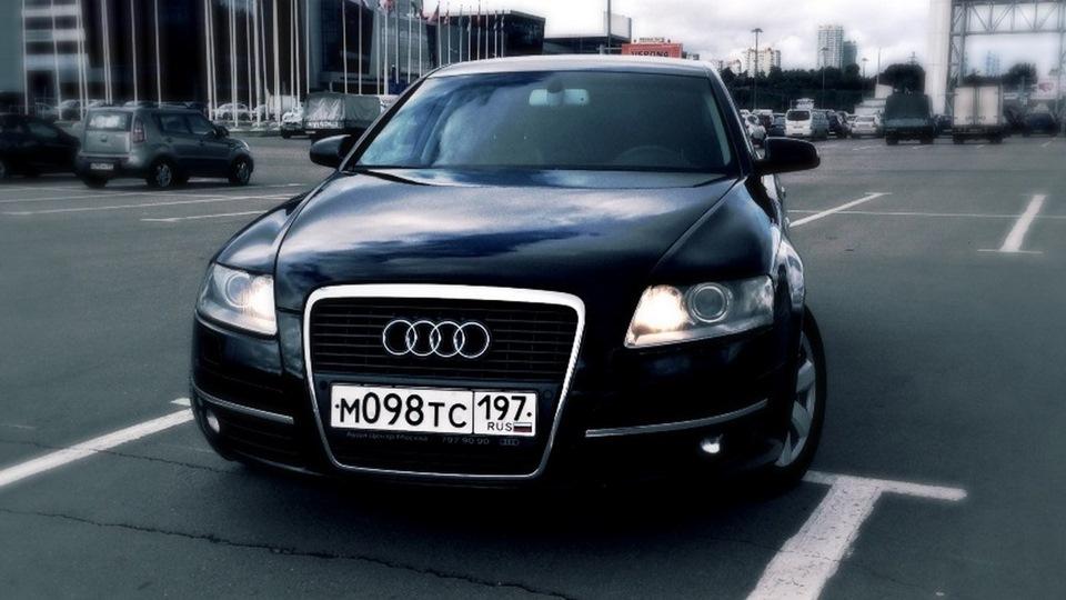 Интересное  Audi Клуб
