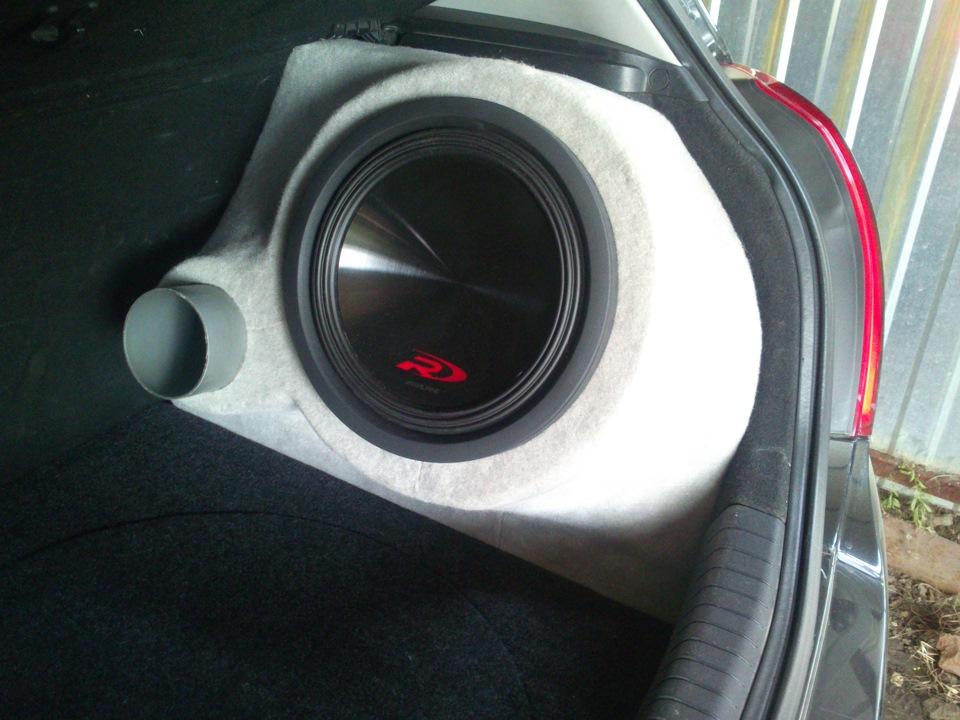 Короб стелс своими руками - бортжурнал KIA Ceed BlackFox 2009 года на DRIVE2