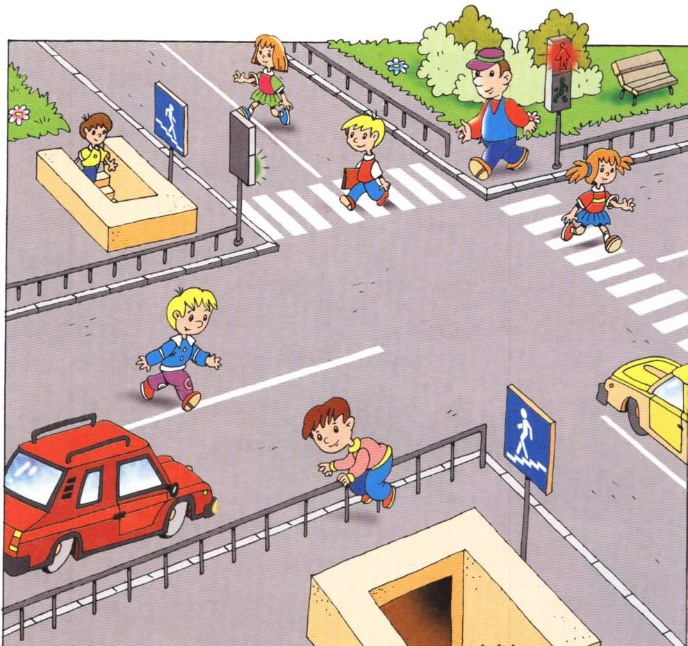 руку картинки про пешеходы массу питомец может