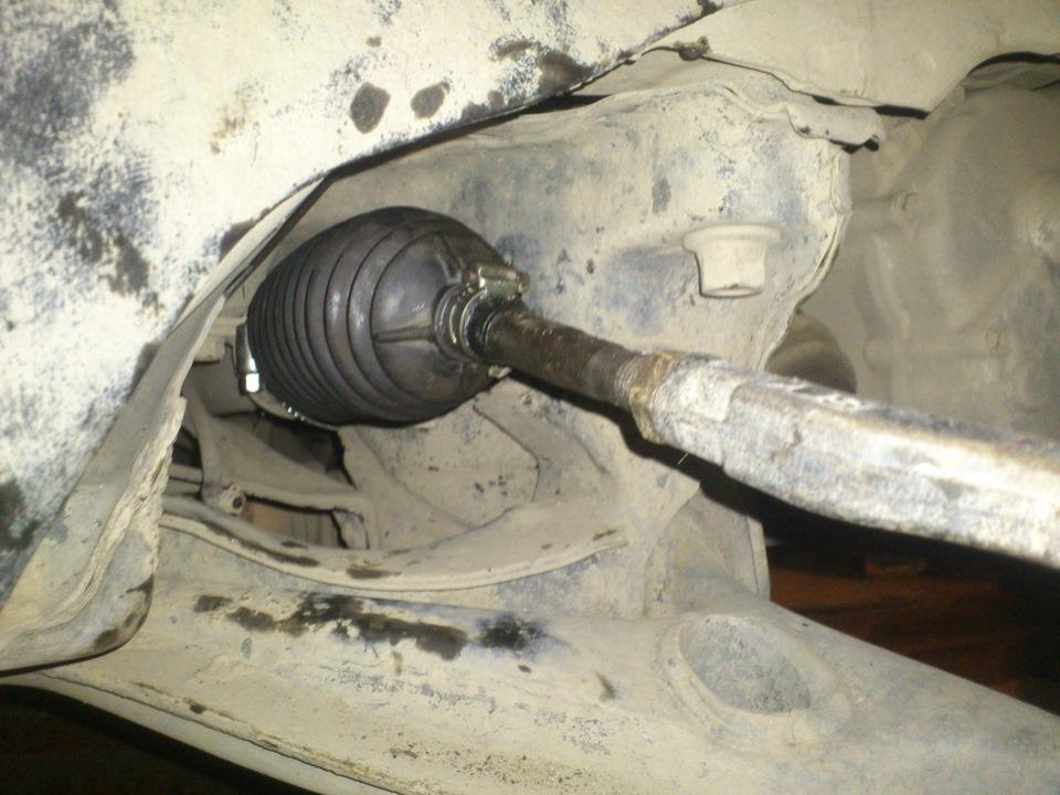 Фото №18 - замена пыльника рулевой рейки ВАЗ 2110