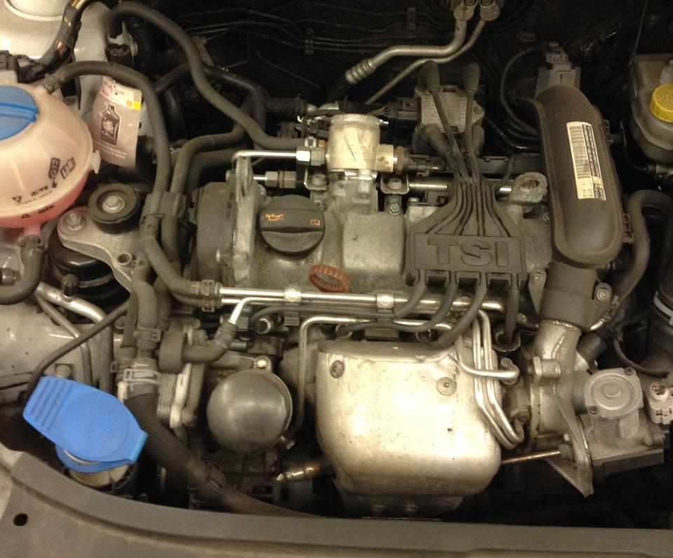 1.2 tsi турбированный двигатель