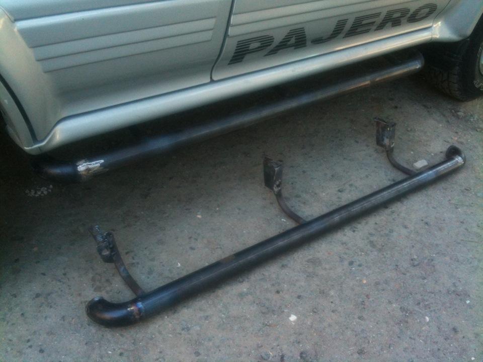 Трубы для авто своими руками 157