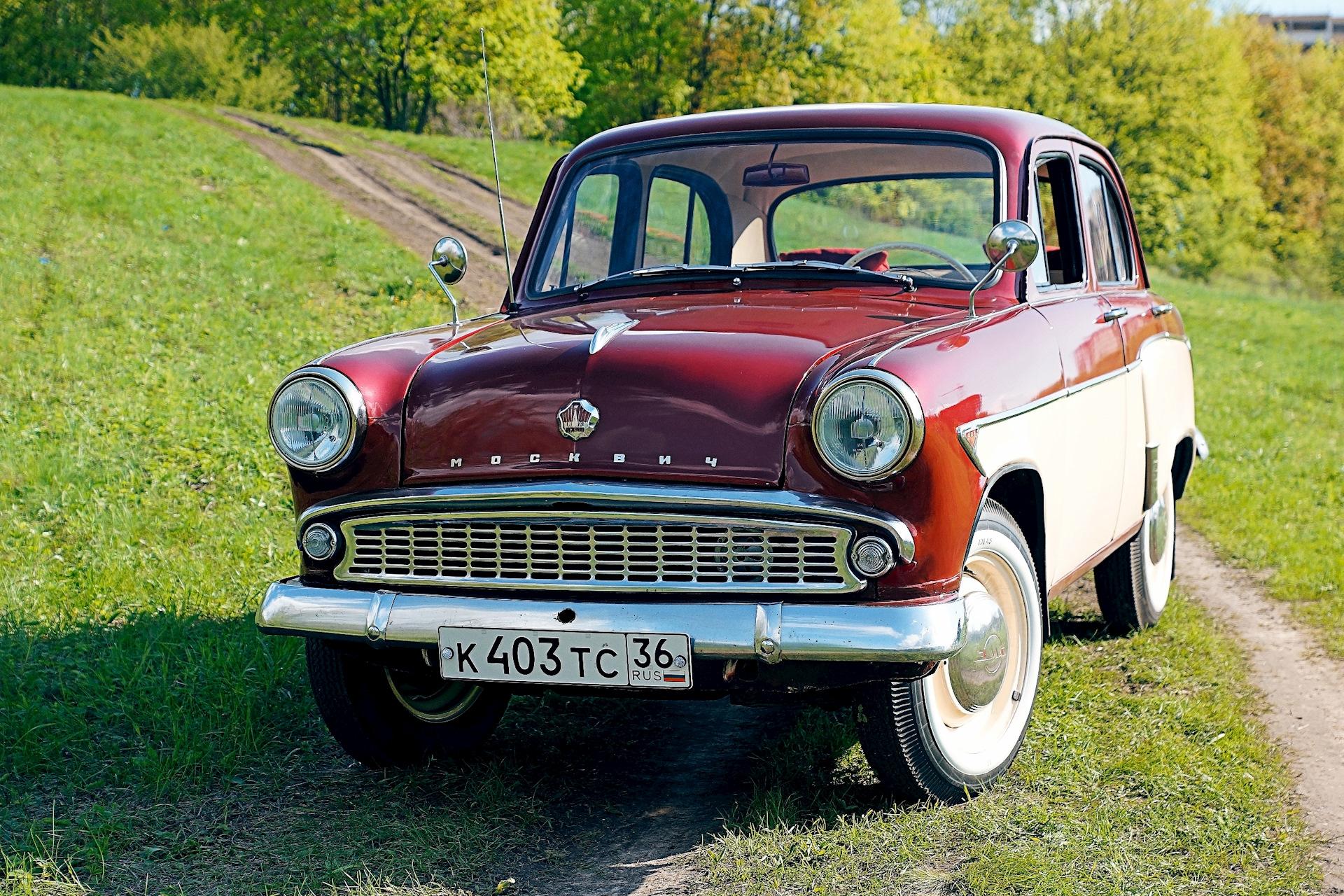 Картинки с советскими авто