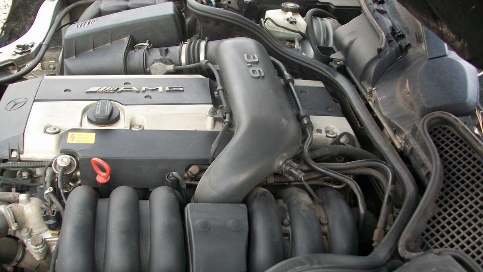 Электрическая схема автомобиля mercedes-benz-210 1995модельного года.