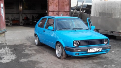 Volkswagen Golf Mk2  Owners' reviews with photos — DRIVE2