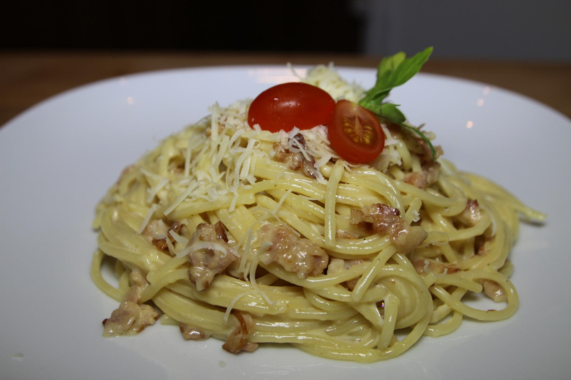 франции онлайн спагетти карбонара рецепт с фото в домашних котел твердом топливе
