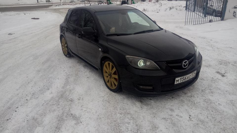 Mazda 3 MPS | DRIVE2
